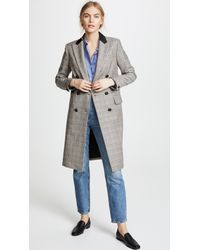 Rag & Bone - Multicolor Preston Coat - Lyst