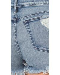 3x1 - Multicolor Shelter Cutoff Shorts - Lyst