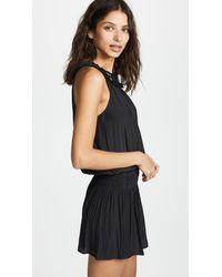 Ramy Brook Black Kendall Dress