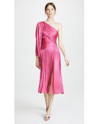Maria Lucia Hohan - Pink Aqila Dress - Lyst