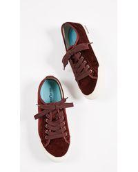 Seavees - Multicolor Monterey Velvet Sneakers - Lyst