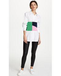 Tibi - Multicolor Knit Tube Waist Corset - Lyst