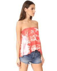 Young Fabulous & Broke - Multicolor Shore Tube Top - Lyst