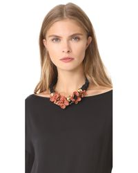 Lizzie Fortunato - Multicolor Desert Rose Necklace - Lyst