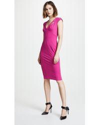 Zac Posen - Pink Joni Dress - Lyst