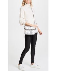 Kendall + Kylie - White Lucy Cross Body Bag - Lyst