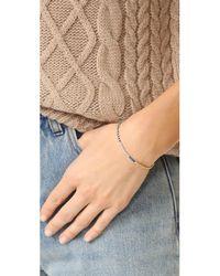 Shashi - Multicolor Lily Strech Bracelet - Lyst