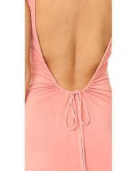 Young Fabulous & Broke | Pink Yfb Clothing Isabel Maxi Dress | Lyst