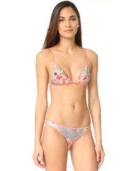 da9511167c52e Lyst - Zimmermann Mercer Reversible Bikini