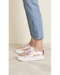 Superga - Multicolor 2790 Army Chrome Platform Sneakers - Lyst
