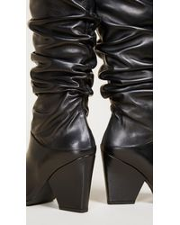 Stuart Weitzman - Black Smashing Knee High Boots - Lyst