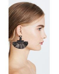 Shashi - Multicolor Ava Tassel Earrings - Lyst