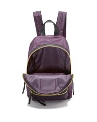 Marc Jacobs - Purple Nylon Biker Mini Backpack - Lyst
