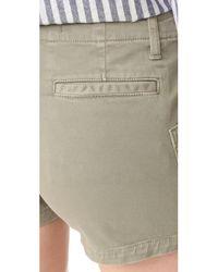 J Brand - Multicolor Brona Cargo Shorts - Lyst