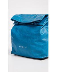 Simon Miller - Blue Mini Lunch Bag - Lyst