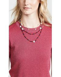 Venessa Arizaga - Multicolor Across The Universe Necklace - Lyst