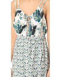 Somedays Lovin - Multicolor Emerald Oasis Dress - Lyst