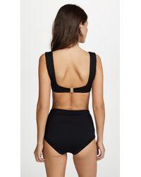 Fella - Black Franco Bikini Top - Lyst
