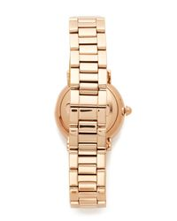 Marc Jacobs - Metallic Small Roxy Extensions Watch - Lyst