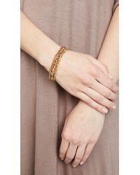 Gorjana - Metallic Taner Beaded Bracelet Set - Lyst