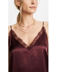 Madewell - Multicolor Delicate Chain Necklace Layer Set - Lyst