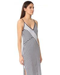 Splendid - Blue Boardwalk Stripe Dress - Lyst