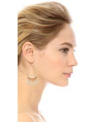 Adia Kibur - Metallic Georgia Earrings - Lyst