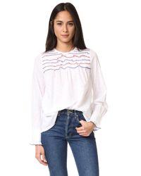 Banjanan - Multicolor Flamenco Shirt - Lyst