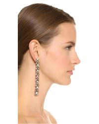 Ben-Amun - Multicolor Iridescent Duster Earrings - Lyst