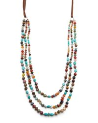 Chan Luu - Multicolor Kylie Necklace - Lyst