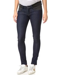 Citizens of Humanity | Blue Avedon Skinny Sculpt Maternity Jeans | Lyst