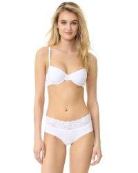 Cosabella - White Never Say Never Comfie Tee Bra - Lyst