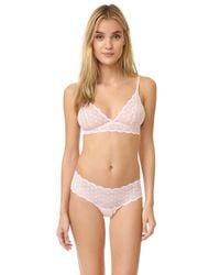 Cosabella - Multicolor Sweet Treats Dots Cheeky Hot Pants - Lyst