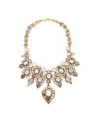 Erickson Beamon | Metallic Awaken Necklace | Lyst