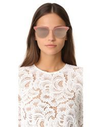 Elizabeth and James | Multicolor Burke Flash Sunglasses | Lyst