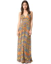 Ella Moss | Black Kaliso Maxi Dress | Lyst