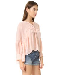 Finders Keepers - Multicolor Without You Blouse - Lyst