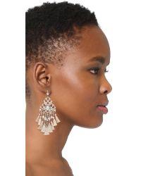 Gas Bijoux - Metallic Reine Earrings - Lyst