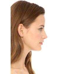 Gorjana - Metallic Talia Ear Crawlers - Gold/clear - Lyst