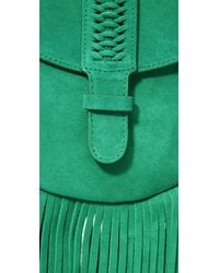 Grace Atelier De Luxe - Green Gamine Saddle Bag - Lyst