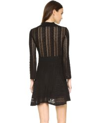 IRO Natural Sundae Lace Dress