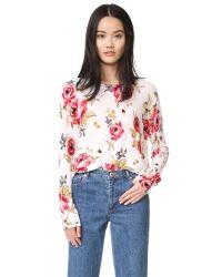 Joie | Multicolor Elosia Cashmere Sweater | Lyst