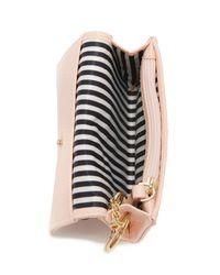 kate spade new york | Pink Darla Wallet | Lyst