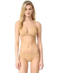 La Perla - Natural Invisible Contour Triangle Bra - Lyst