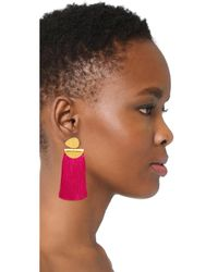 Lizzie Fortunato | Multicolor Crater Earrings | Lyst