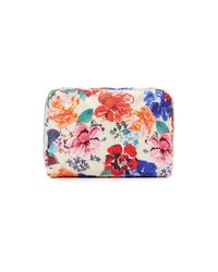 LeSportsac   Red Extra Large Essential Cosmetic Case   Lyst