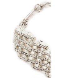 Lulu Frost - Metallic Satellite Wide Choker Necklace - Lyst