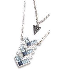 Lulu Frost | Metallic Lola Pendant Necklace | Lyst