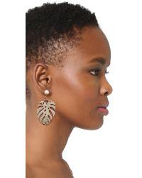 Lulu Frost - Multicolor Botonica Earrings - Lyst