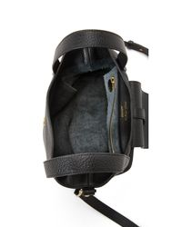 meli melo - Black Thela Mini Cross Body Bag - Lyst